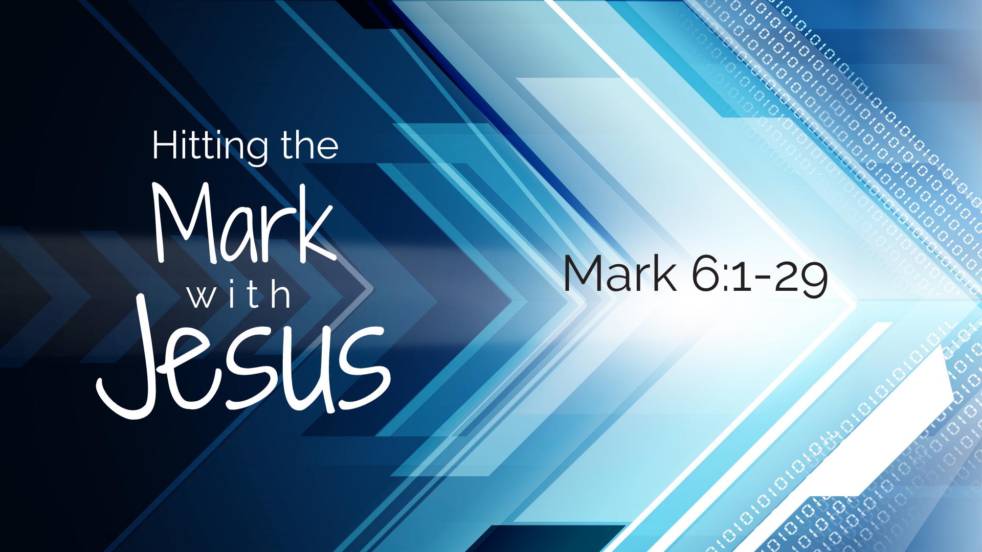 Dealing with Unbelief, Part 1