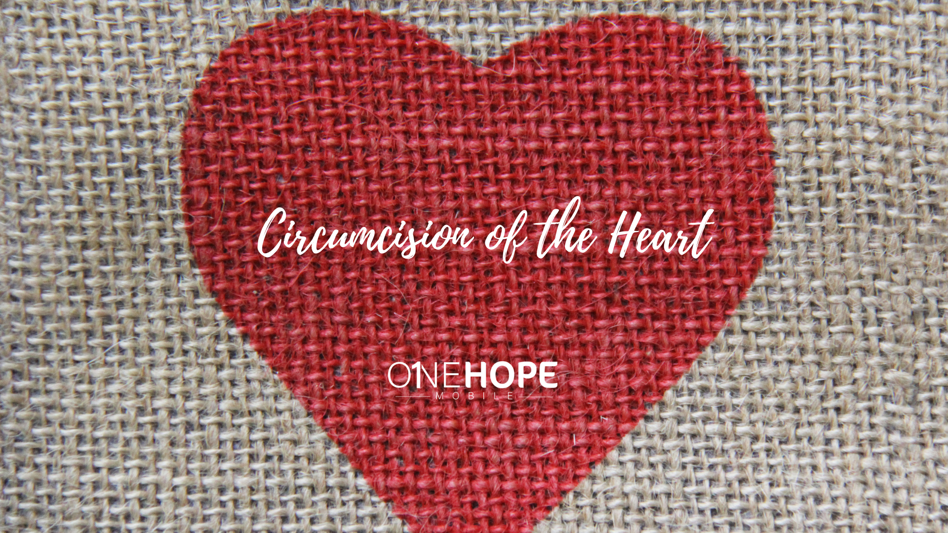 Circumcision of the Heart